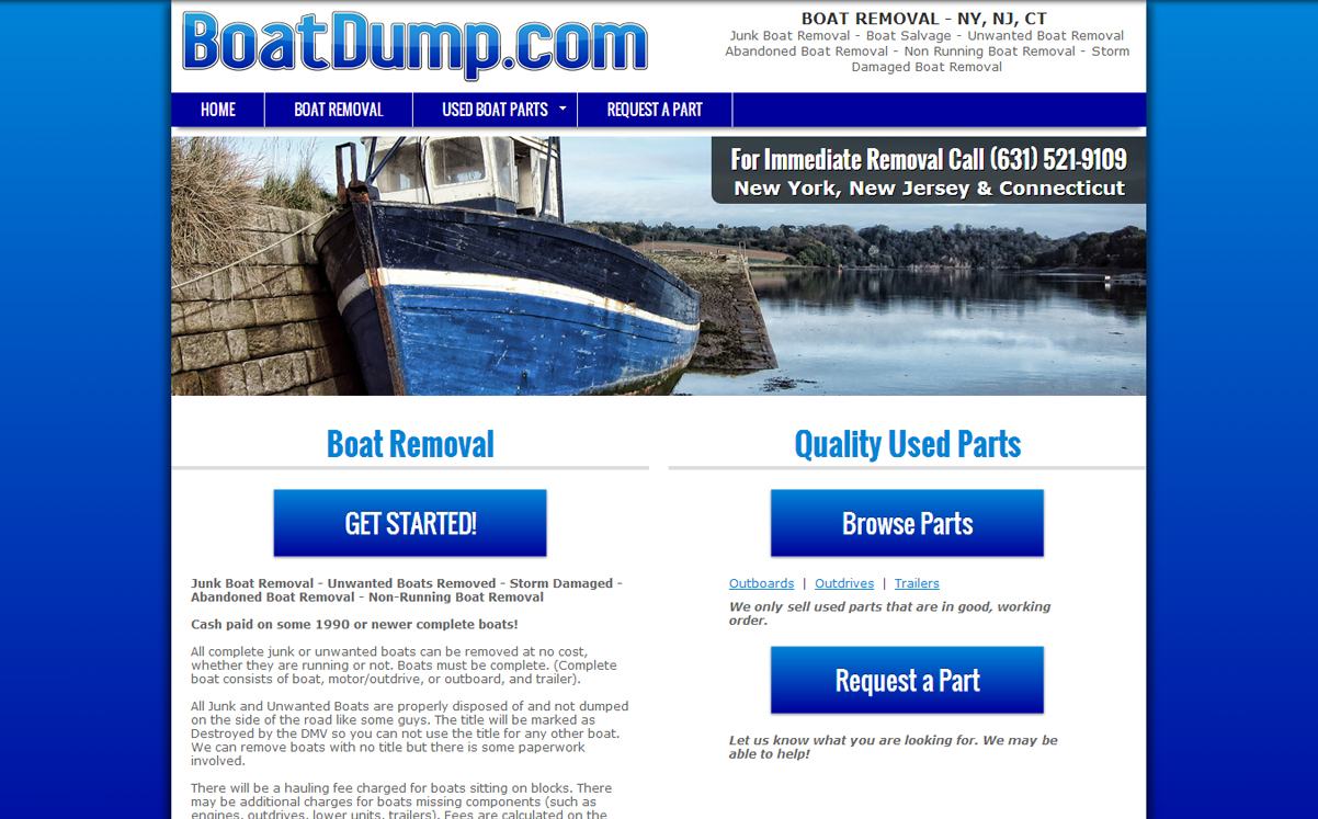 BoatDump